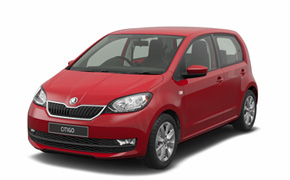 CITIGO (5 DOOR) SE 1.0 MPI 60PS