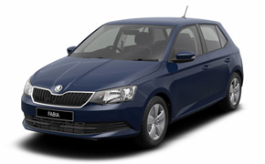 FABIA SE HATCH 1.4 TDI 90PS