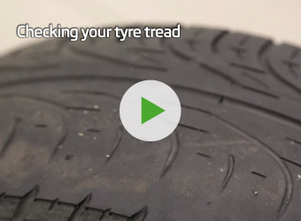 Checking your tyre pressure